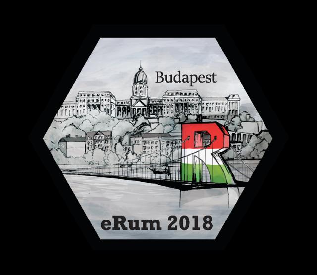 eRum 2018 @ Budapest